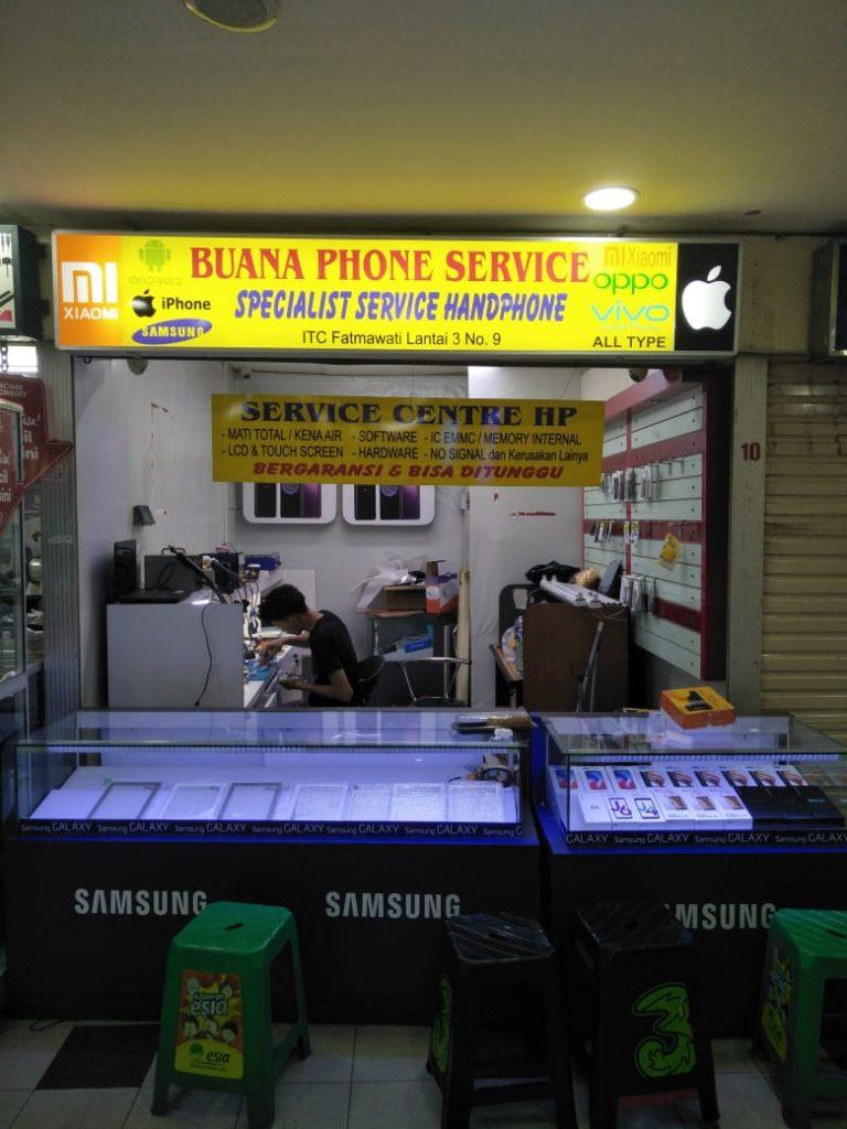 Service Handphone Jakarta Selatan