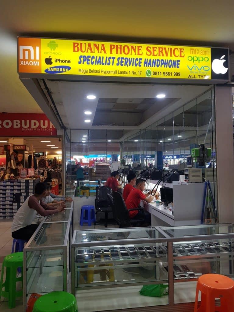 Service Handphone Bekasi