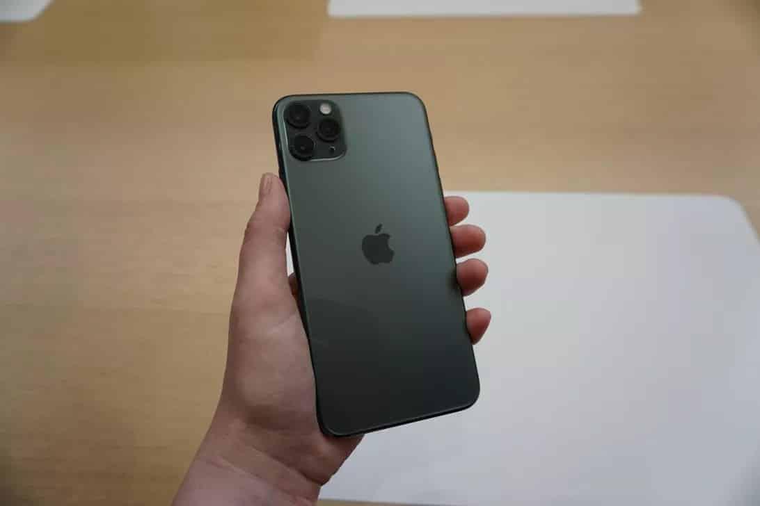 Masalah IPhone 11 Pro