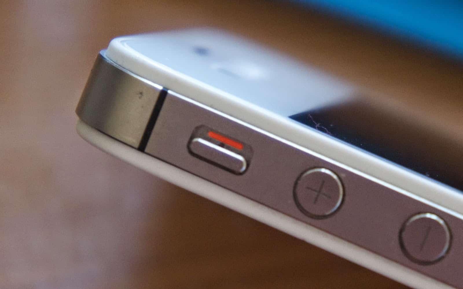 Cara Mudah Mengatasi Tomol Silent Iphone Tidak Berfungsi
