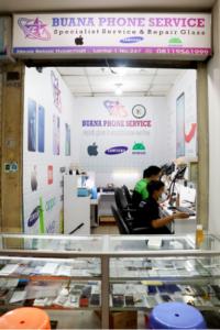 Service Handphone Bekasi Hypermall Giant